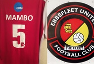 People absolutely love what Ebbsfleet United have done with Yado Mambo's shirt number