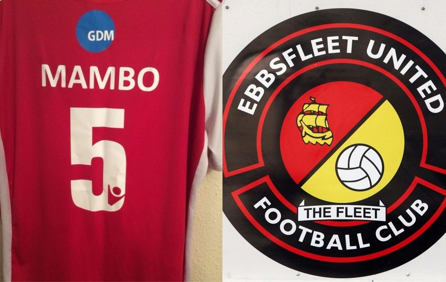 Ebbsfleet United to auction Mambo No5 shirt after social media campaign