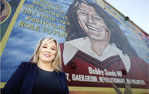 Michelle O'Neill: I support liberalising Sinn Féin's abortion policy