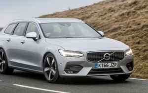 Volvo V90 and S90 range receives new engine