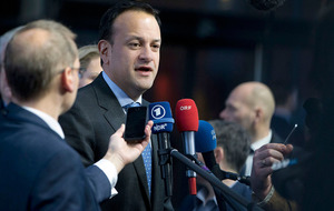 Taoiseach Leo Varadkar demands commitment over hard border issue