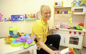 How specialist team is helping to make a hospital visit child's play for little ones