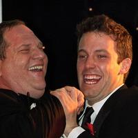 Ben Affleck quizzed on own behaviour amid Harvey Weinstein scandal