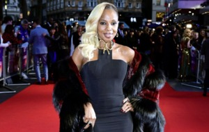 Singer Mary J Blige tells how role in Netflix movie Mudbound was a lifesaver
