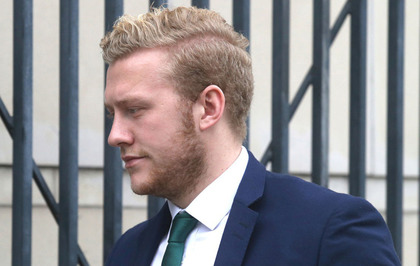 Ulster rugby star Stuart Olding pleads not guilty to rape