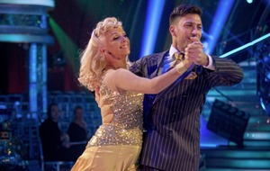 Debbie McGee still working her magic on Strictly Come Dancing