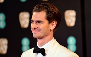Andrew Garfield up for best actor at theatre awards for Angels In America