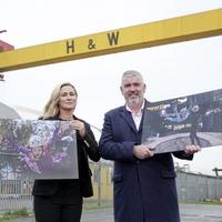 Ireland's first indoor skydive centre to open in Belfast's Titanic Quarter