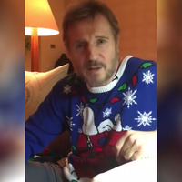 Video: Liam Neeson backs Northern Ireland Children's Hospice Christmas campaign