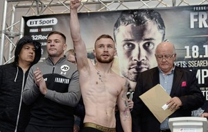 Reputation on the line instead of titles as Carl Frampton makes ring return