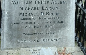Deaglan de Bréadún: Recalling 1867, the Fenian Rising and Allen, Larkin and O'Brien