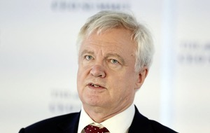 UK could stay in European Court jurisdiction after Brexit – David Davis
