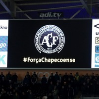 Watch: Chapecoense celebrate avoiding relegation less than a year on from tragic plane crash