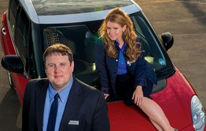 Peter Kay unveils plans for fresh Car Share finale following fan pleas