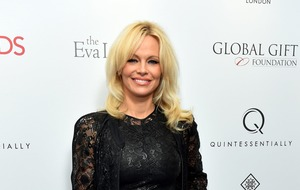 Pamela Anderson: I shouted 'I believe in love' when facing Hollywood harassers