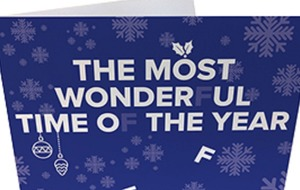 Labour's Christmas card takes a sassy dig at the Conservative party conference