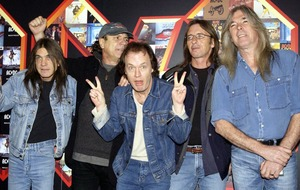 Music stars pay tribute to AC/DC co-founder Malcolm Young