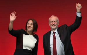 Corbyn: Jungle-bound Kezia Dugdale should not be suspended from party