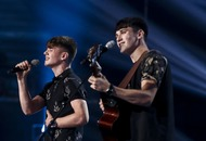 Sam Black and Sean and Conor leave X Factor in double-elimination