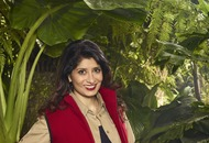 Shappi Korshandi and Dennis Wise take on sky dive as I'm A Celeb returns