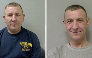 Belfast brothers with 'history of violence' still on the run from jail