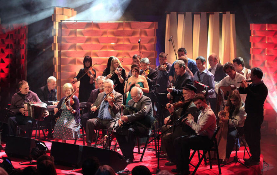 TG4's traditional music awards to be launched in Belfast tonight