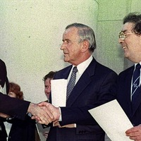 John Hume in America: How Hume helped broker the IRA ceasefire