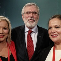 Mary Lou McDonald tipped to succeed Adams