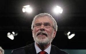 ANALYSIS: Gerry Adams will continue to influence Sinn Féin