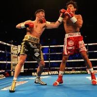 World title challenge a step too far as Jerwin Ancajas blasts out Belfast warrior Jamie Conlan
