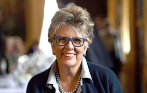 Prue Leith: I couldn't sleep after my Great British Bake Off slip