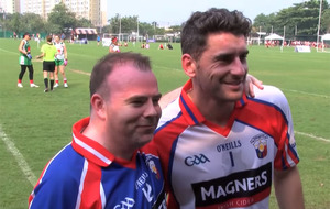 Video: Thailand GAA hosts Asian Gaelic Games