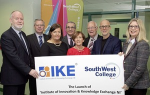 College launches north's first `innovation institute'