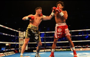 World title challenge a step too far as Jerwin Ancajas blasts out Belfast warrior Jamie Conlan