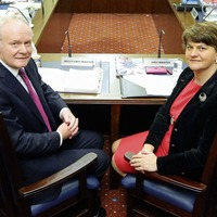 It is one year since the DUP and Sinn Féin published a joint article on how well they were working together