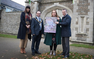 Antrim hosts inclusive Christmas event at Castle Gardens