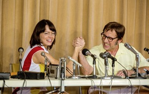 Steve Carrel and Emma Stone in Battle of The Sexes