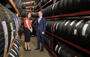 Lakeland Tyres drives business forward with Trade Credit Brokers deal