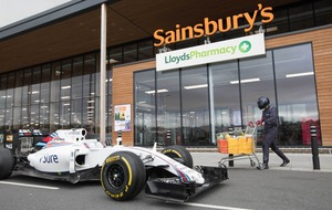 How Sainsbury's is using Formula One tech to keep fridges cold and shoppers warm