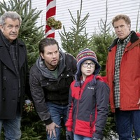 Will Ferrell, Mark Wahlberg, Mel Gibson and John Lithgow talk Daddy's Home 2