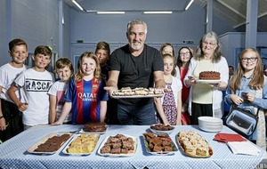 Bake Off star Paul Hollywood on new show A Baker's Life
