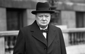 The surprisingly creative side of Winston Churchill