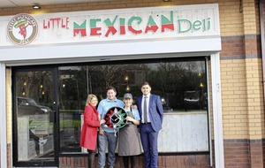 Little Mexican Deli creates five jobs with new Dunmurry outlet