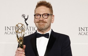 Sir Kenneth Branagh on Emmy win: It's been a hell of a day at the office
