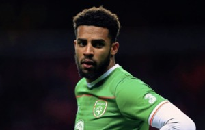 Black marks for any judging Ireland's Cyrus Christie on his skin colour