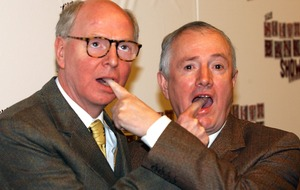 Gilbert and George: We have to agree or we'd be finished