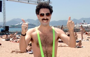 Sacha Baron Cohen offers to pay fines of tourists arrested in mankinis