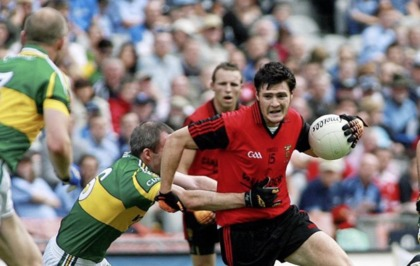 Former Down forward Marty Clarke enters inter-county management scene with Cavan U20s