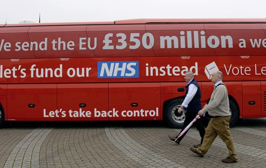 'Vote Leave' campaign under investigation by Electoral commission
