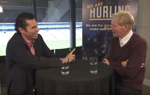 Video: Mícheál Ó Muircheartaigh and Seán Og Ó hAilpín mull over what makes hurling so special